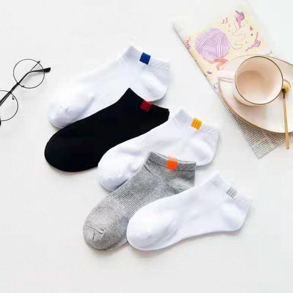 袜子男夏季薄款短袜船袜吸汗透气低帮浅口袜