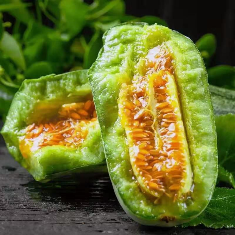羊角蜜甜瓜水果新鲜孕妇应季水果整箱批发