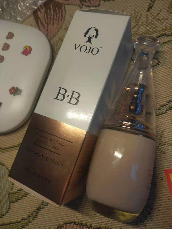 防嗮隔离BB霜遮瑕美白保湿自然定妆