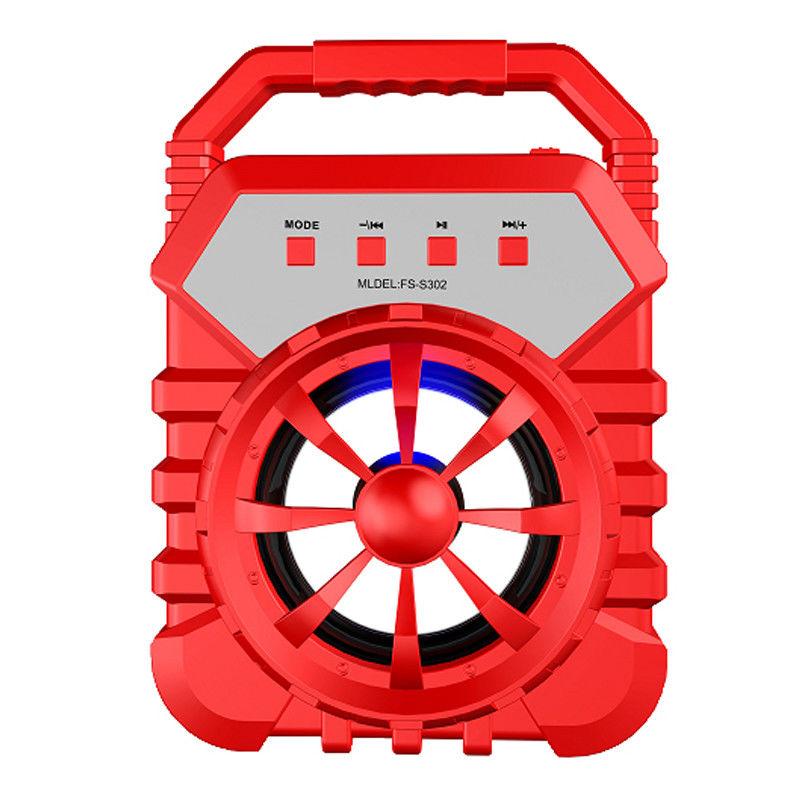 蓝牙音箱大音量户外音响家用超重低音炮环绕