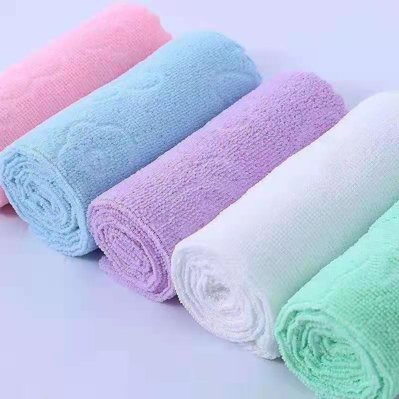 洗碗布不沾油抹布家用厨房擦手擦桌清洁毛巾