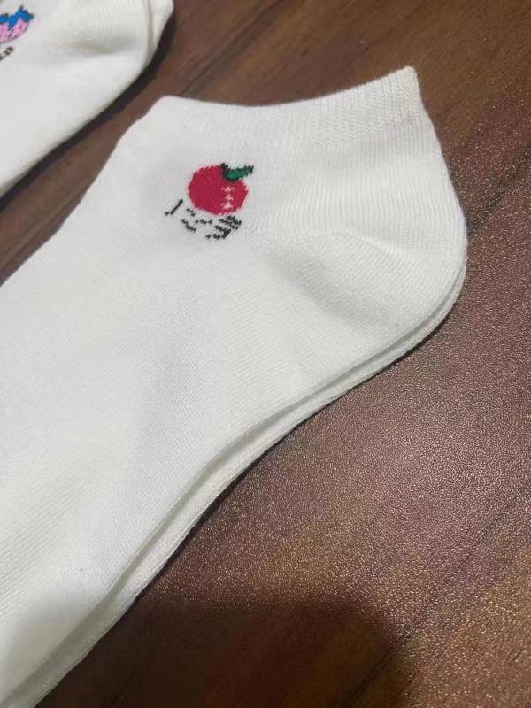 袜子女短袜夏季薄款韩版船袜