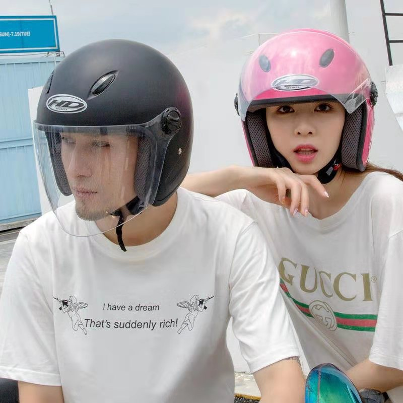 电动电瓶车头盔安全帽, ABS材质