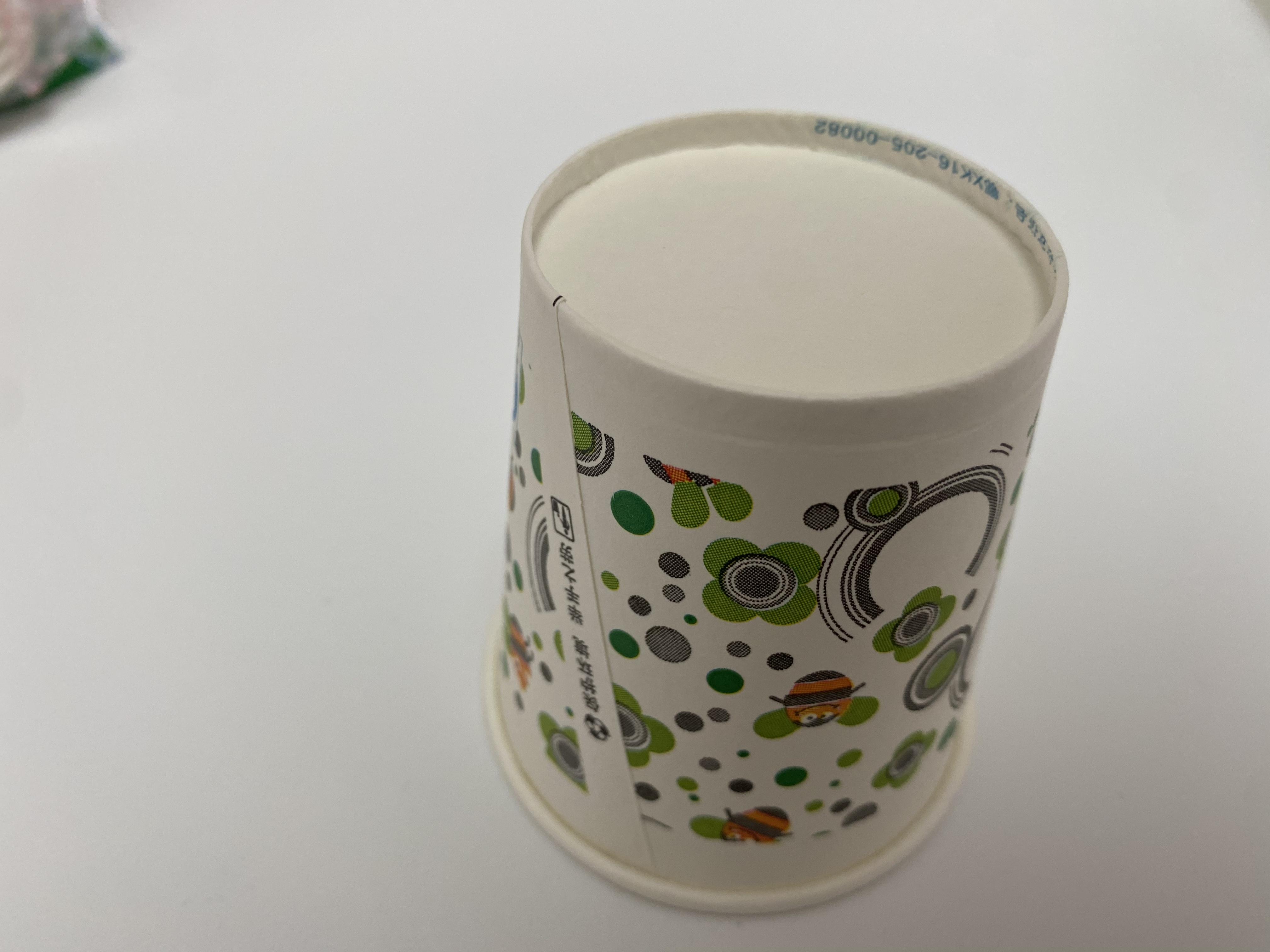 纸杯水杯一次性纸杯杯子结婚婚庆家用杯子
