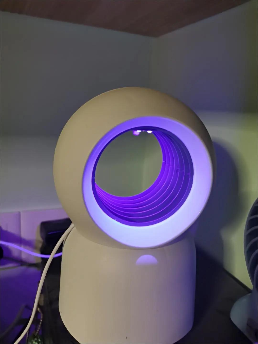 新款灭蚊灯驱虫器 家用卧室无辐射神器