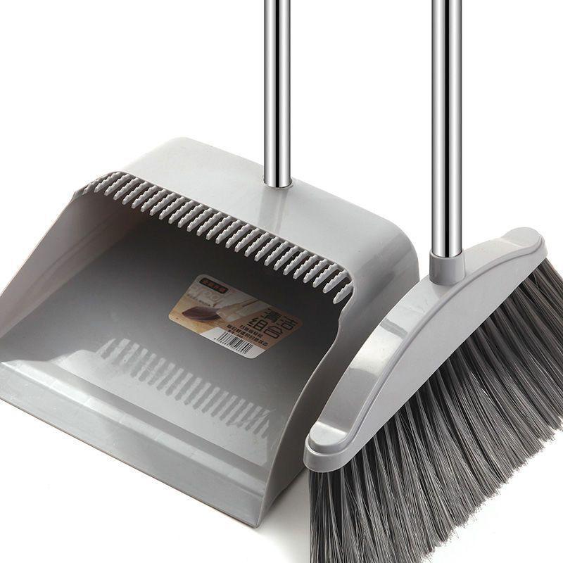 扫把簸箕套装软毛家用扫地清洁工具扫帚笤帚