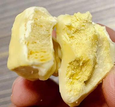 语冻干榴莲便宜特价金枕头榴莲干果网红零食