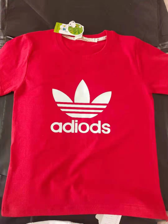 中大儿童纯棉T恤印花T恤