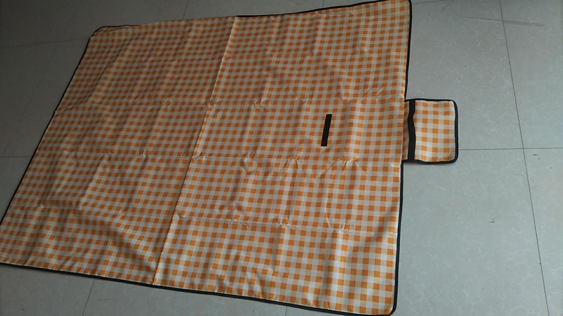 野餐垫防潮垫子野餐布加厚户外便携防水