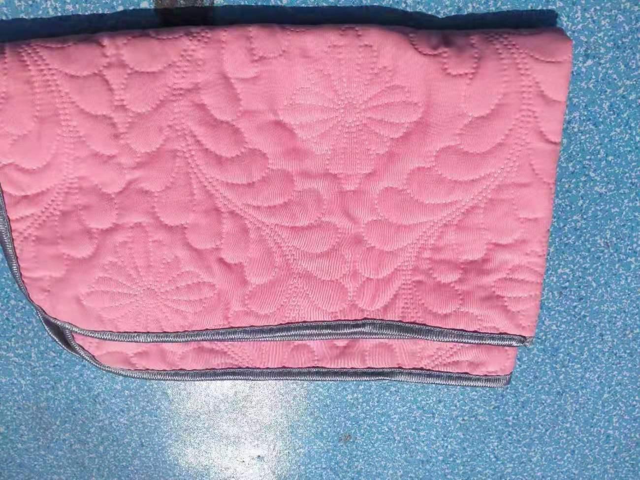成人夹棉防螨枕套一对装防水枕巾单人枕头套