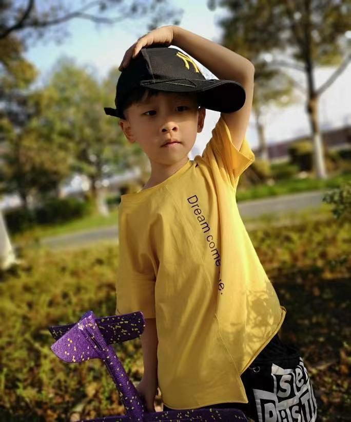男童装T恤短袖夏装2020新款儿童