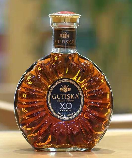 进口白兰地洋酒XO500ml