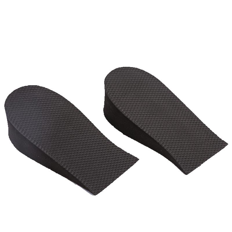 出口日本美脚增高鞋垫加硬不变形不易塌陷弹性好半码垫轻便不笨重