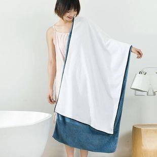 【热销300W+】日系刺绣大浴巾