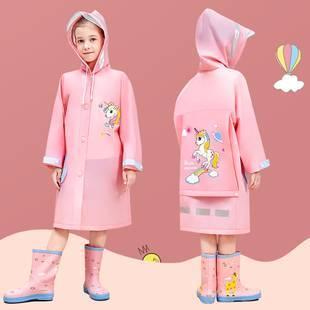 【顺丰包邮】儿童雨衣雨披套装防水全身加厚