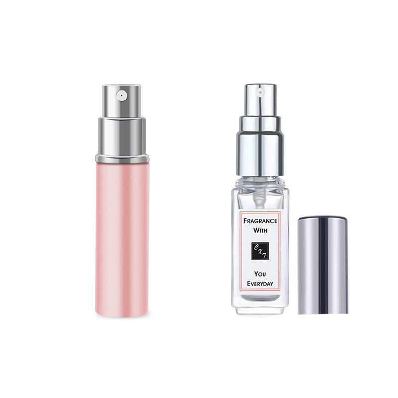 香水分装瓶便携式喷雾瓶神器高档玻璃空小瓶子高端小样化妆品喷瓶