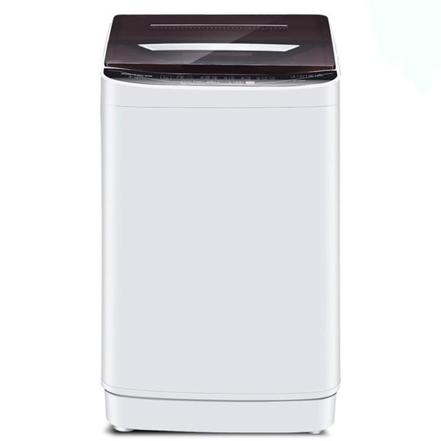 金帅8/10KG洗衣机全自动小型家用波轮迷你宿舍租房洗脱一体特价