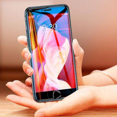 苹果X钢化膜iphone11Pro/xs/xr/6/7/8/plus全屏覆盖ProMax手机贴膜6s蓝光iPhonex玻璃iPhonexr保护5s/se七八P