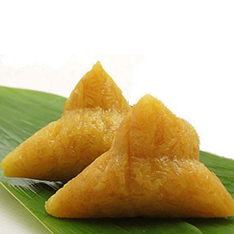 手工碱水粽子草灰水湘西沅陵特产纯糯米端午节粽子红豆新鲜10个
