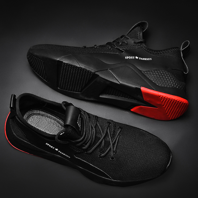 ins爆款帆布鞋男鞋子韩版潮流运动鞋男士休闲板鞋学生百搭跑步鞋