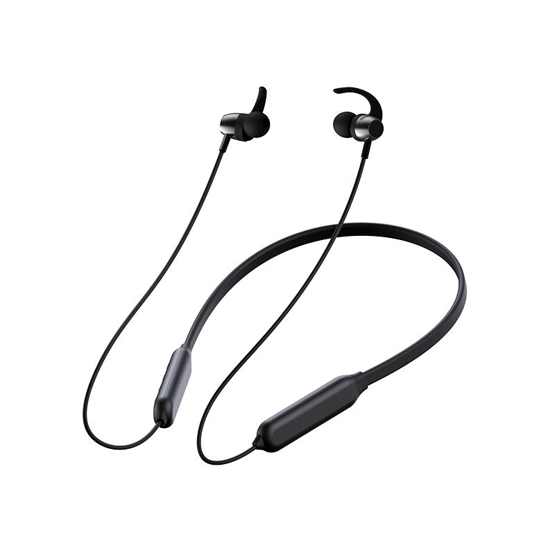 击音U2无线蓝牙耳机挂脖式运动型入耳式磁吸超长待机续航颈挂式低延迟适用于苹果vivo小米oppo安卓男女通用