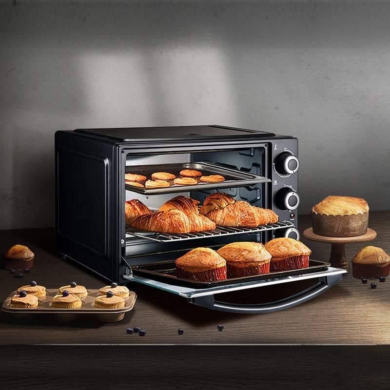 Galanz/格兰仕专业级别烤箱家用烘焙多功能全自动电烤箱独立控温