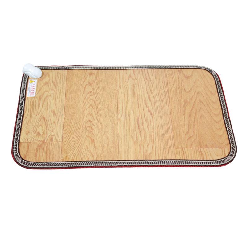 暖环绕地暖垫电加热地垫电热地毯客厅卧室地热毯电地暖家用地热垫