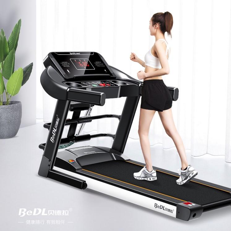 跑步机家用款小型折叠室内电动超静音多功能健身房专用