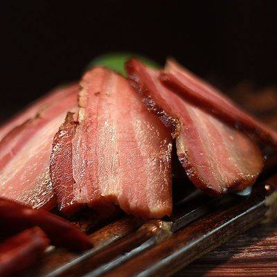 湖南特产农家自制烟熏腊肉五花肉湘西浏阳非四川腊肉5/五斤装熏肉