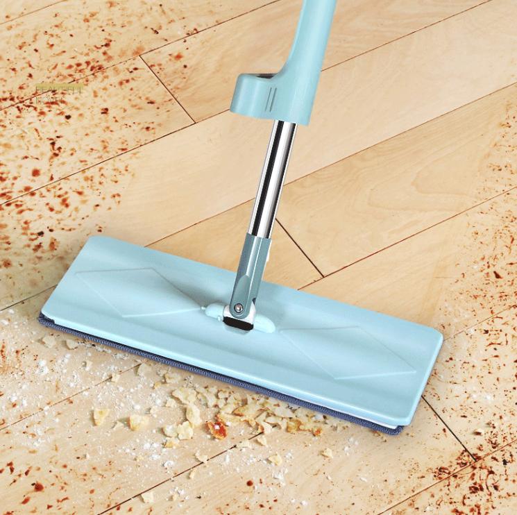 免手洗平板懒人拖把家用2020新款瓷砖地木地板一拖净拖布免洗地拖