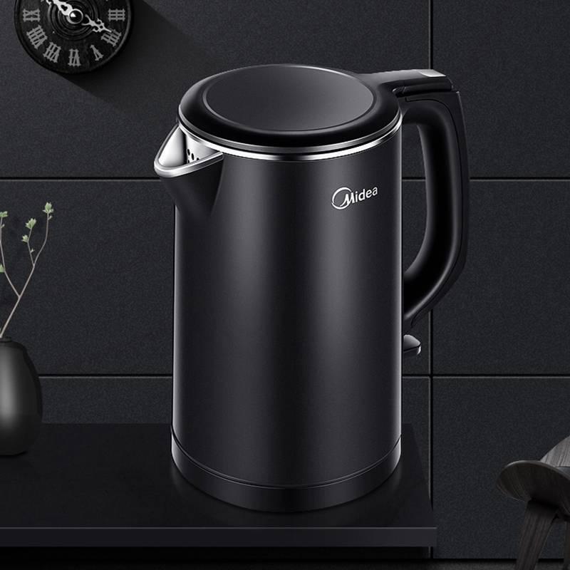 Midea/美的智能家用电热水壶泡茶专用烧水壶保温一体全自动煮水壶