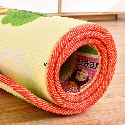 隔水防凉加厚宝宝爬行垫双面婴儿童爬爬垫客厅家用泡沫垫子地垫