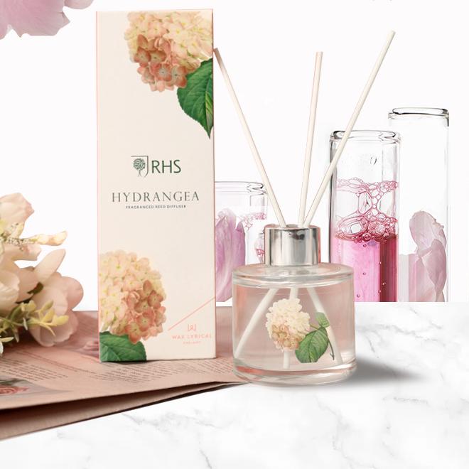 Wax Lyrical香氛花园英国进口家用扩香英式助眠香薰无火香氛100ml
