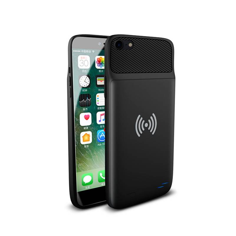 背夹充电宝苹果专用iphonex夹背式无线一体充8plus电池7手机壳6s小巧超薄背夹式xs原装大容量7p便携冲后背甲