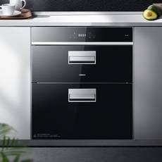 老板705二星消毒柜家用嵌入式餐具碗柜