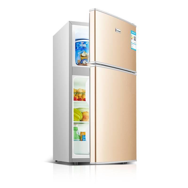 小冰箱家用迷小型出租房宿舍用迷你一级节能省电静音经济型电冰箱