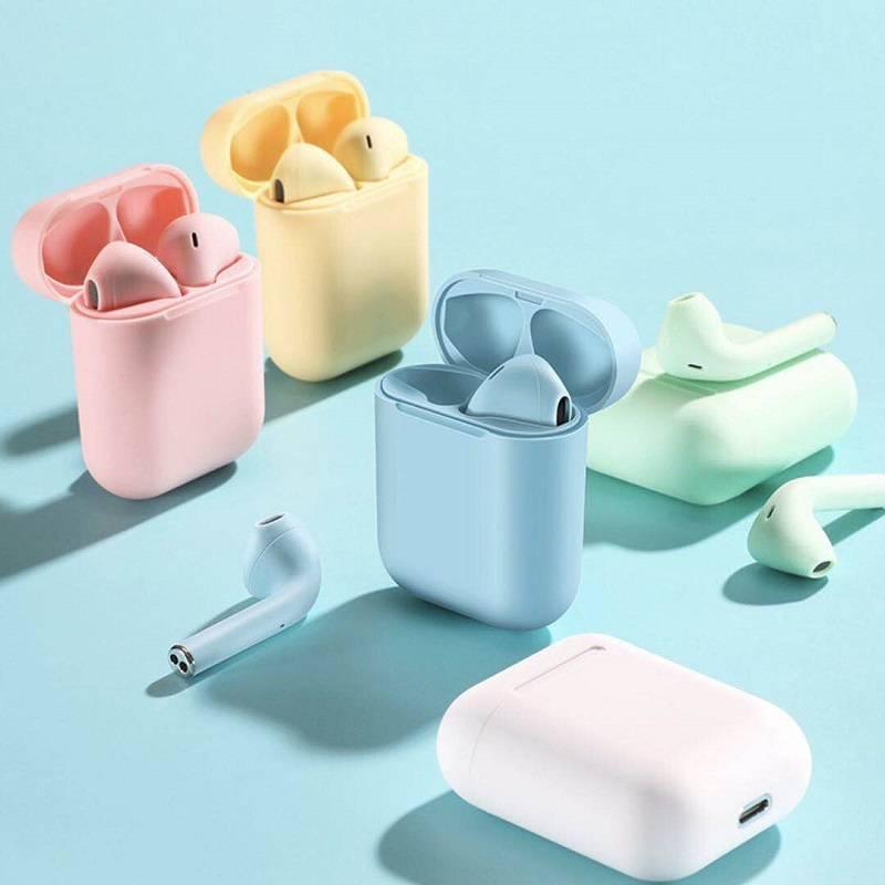 真无线蓝牙耳机 安卓通用适用华为苹果vivo小米op马卡龙男女生款