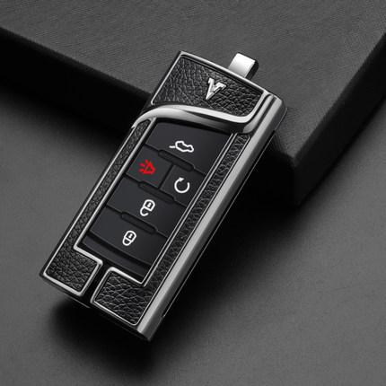 适用广汽传祺gs4钥匙套gs8汽车gs3专用gs5壳ga4扣ga6包gm6创意gm8
