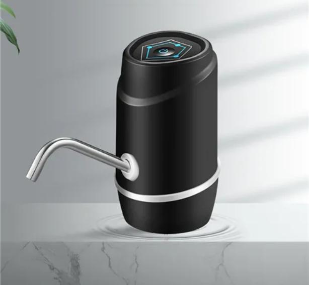 正品】荣事达桶装水抽水器自动电动饮水机出水矿泉水压水器家用