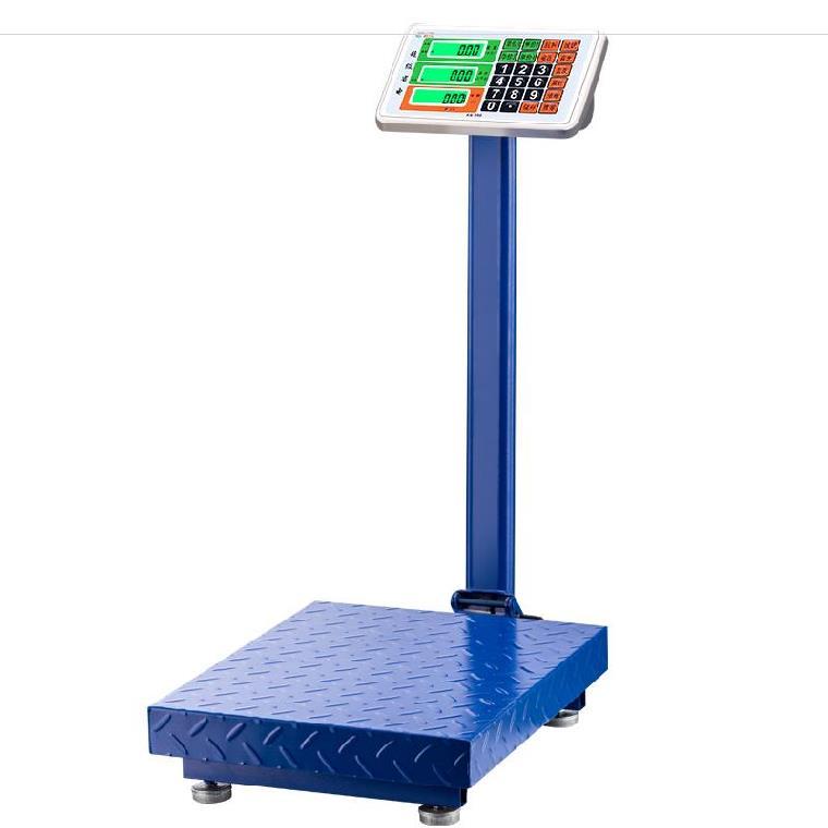 旺盛达300kg电子秤商用小型电子称重台秤计价秤公斤称磅秤家用秤