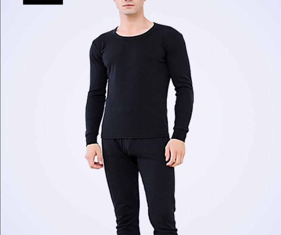 【买一套送一套】北极绒正品男士保暖内衣套装加绒加厚秋衣秋裤