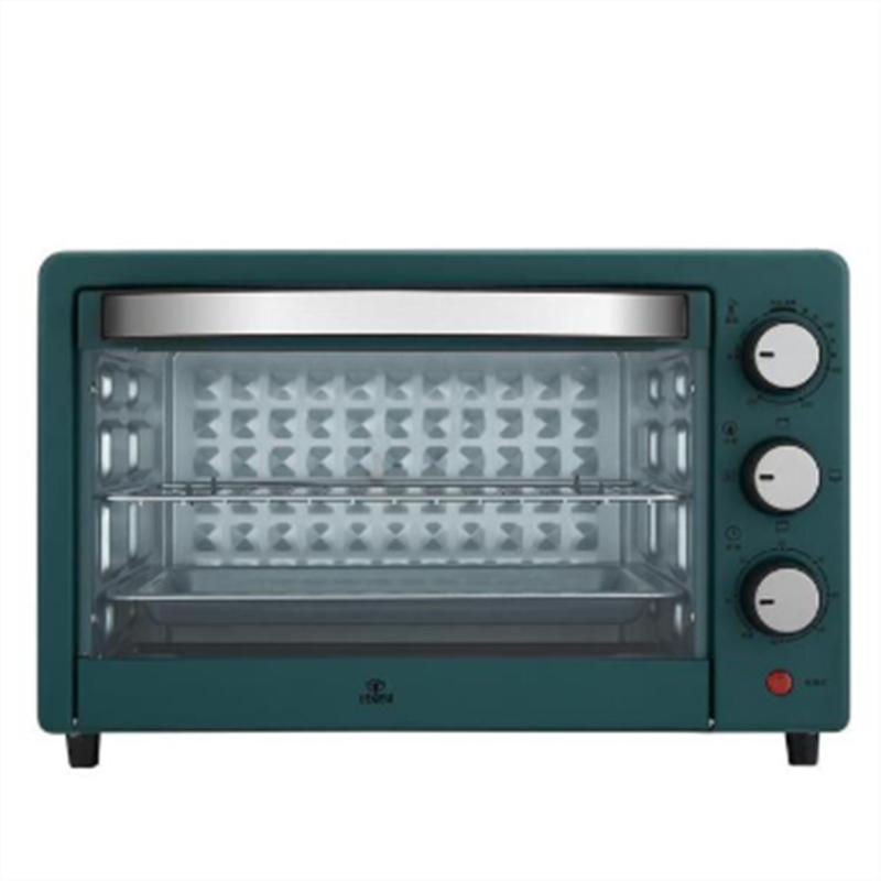 UEQEU纽枸25L升烤箱家用小型多功能烘焙全自动家庭电烤箱大容量