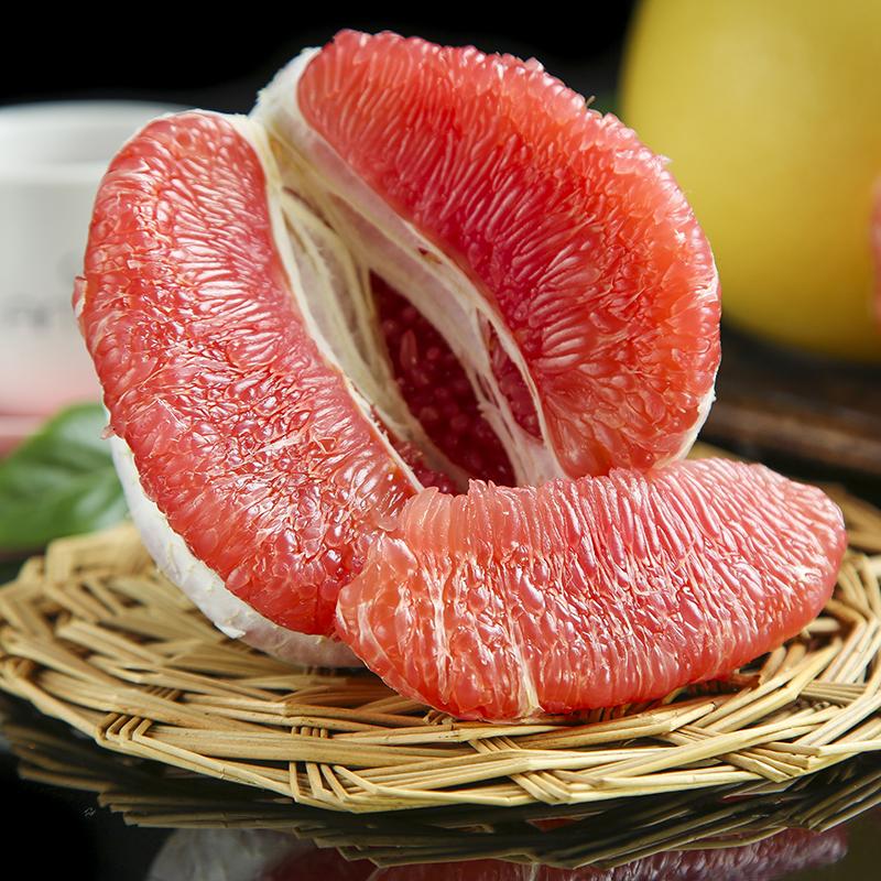 正宗平和琯溪红心柚5斤当季新鲜水果红肉蜜柚子10斤包邮孕妇现摘