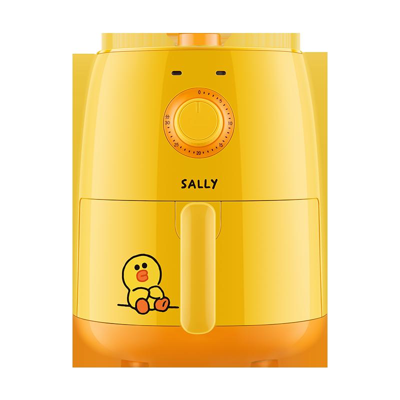 九阳空气炸锅家用新款特价多功能智能小型电炸锅大容量无油薯条机