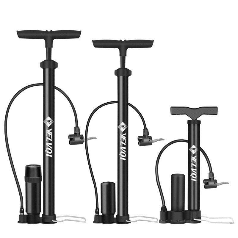 自行车打气筒家用高压山地电动摩托车汽车篮球玩具迷你充气泵配件