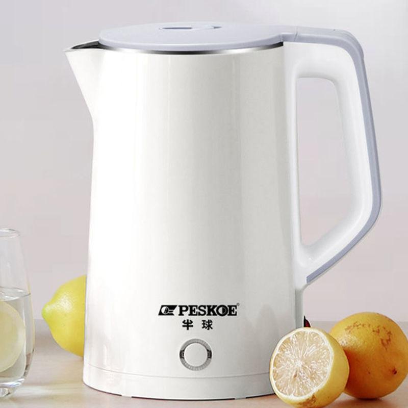 宿舍电水壶电热水壶烧水壶热水壶开水壶不锈钢家用烧开水壶保温壶