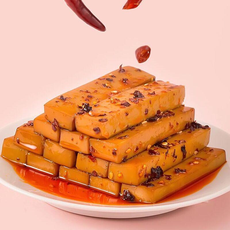 润成鸡蛋干小包装四川特产豆腐干豆干成都网红小吃香辣小零食散装
