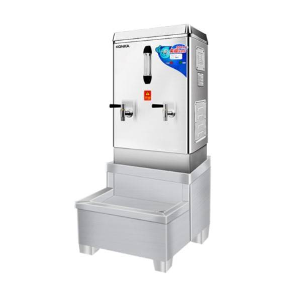 全新升级智能全自动电热开水器商用烧水器开水机带过滤开水箱立式