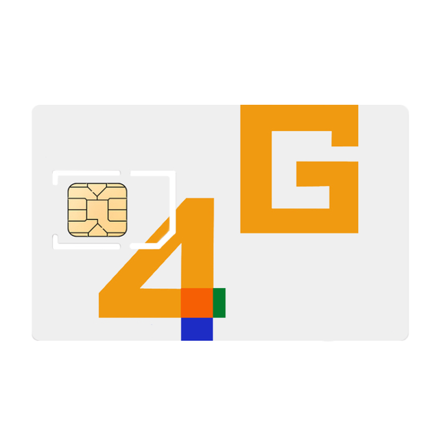中国电信星卡日租版电话卡纯流量上网205G不限速底月租儿童学生卡