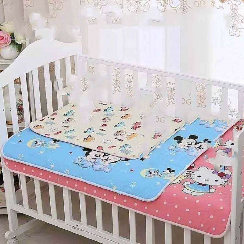 大姨妈垫隔尿垫婴儿防水可洗纯棉儿童老人防漏超大号月经护理床垫